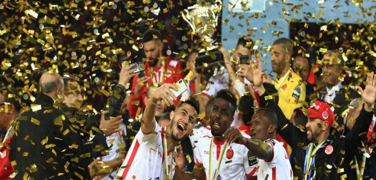 دوري الأبطال.. الوداد المغربي يتعادل خارج أرضه أمام صن داونز في مهمة الحفاظ على اللقب