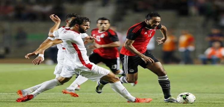 تونس تفقد الشعلالي وبن عمر أمام مصر للإصابة