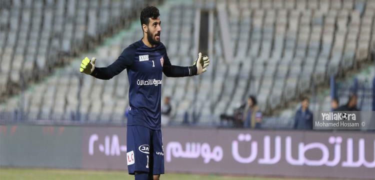 الشناوي: سأعود للملاعب خلال 3 أشهر.. والزمالك توج بالكأس في توقيت مثالي