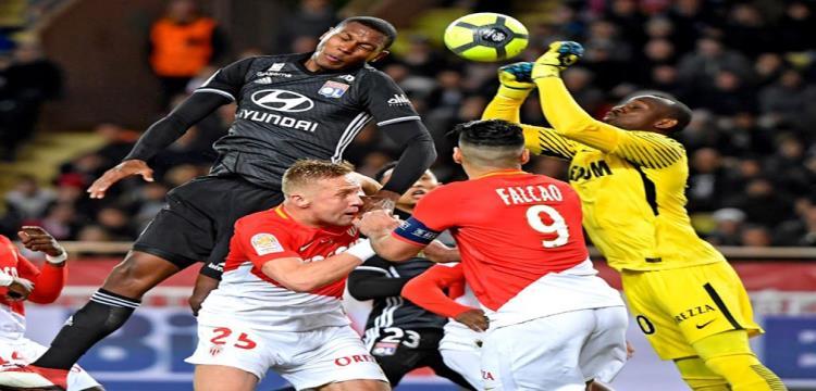 موناكو يواصل السقوط في الدوري الفرنسي.. وليل يقسو على جانجون