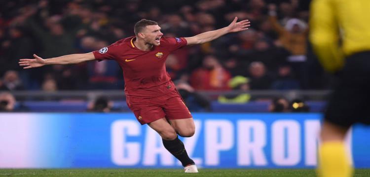 بالفيديو.. دجيكو يقود روما لربع نهائي دوري أبطال أوروبا على حساب شاختار