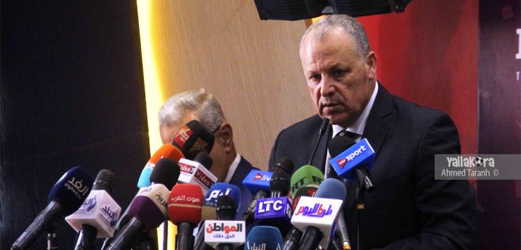 """أبوريدة: لا أفكر في انتخابات اتحاد الكرة.. وموقفي من """"كاف"""" سابق لأوانه"""