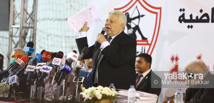 مرتضى: حامد رفض استلام الأموال.. وفتحي لم يجدد والشناوي لم يرد 10 ملايين