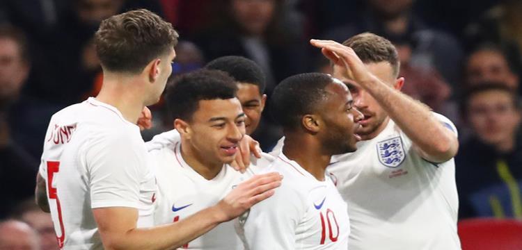 انجلترا تواصل التألق بفوز ثمين على الطاحونة الهولندية وديا