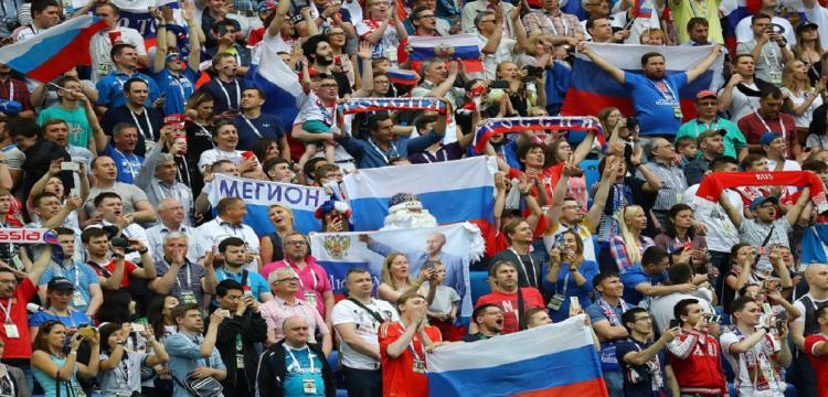 جماهير روسيا