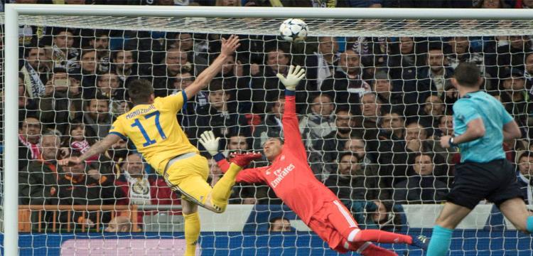 يوفنتوس يطالب بتطبيق تقنية الفيديو في دوري أبطال أوروبا