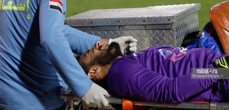 اتحاد الكرة يبدي استعداه لسداد نفقات علاج الشناوي