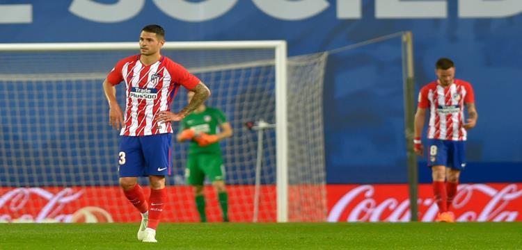 بالفيديو.. سوسييداد يسقط أتلتيكو مدريد بثلاثية ويقرب برشلونة من التتويج بالليجا
