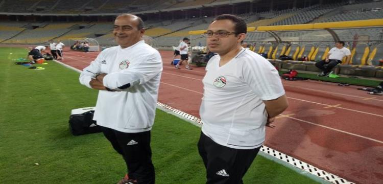 محمد أبو العلا طبيب المنتخب