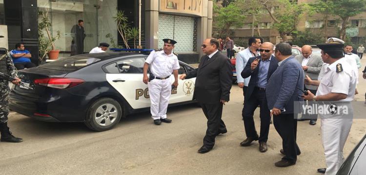 إستعدادات أمنية مكثفة بسبب دعوة تظاهر أولترا ضد مرتضى منصور