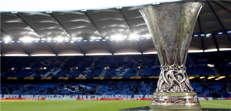 """استعادة """"كأس الدوري الأوروبي"""" بعد سرقته في المكسيك"""