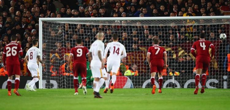 """الصحافة الإيطالية تطالب روما بصنع """"معجزة"""" جديدة أمام ليفربول"""