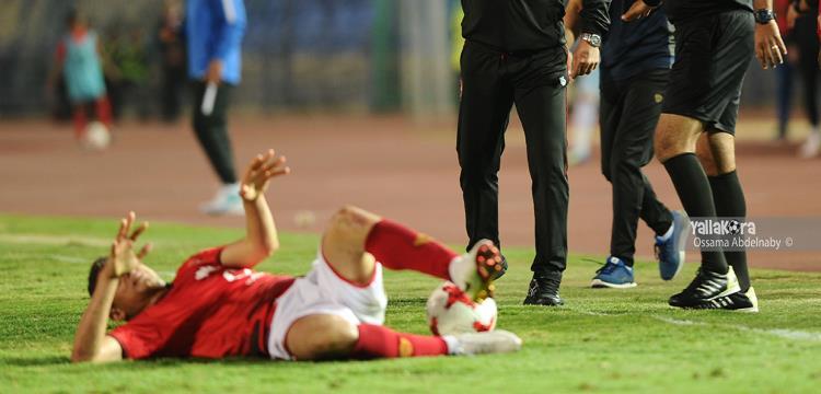 """مصدر لـ""""يلا كورة"""": الأشعة تُثبت سلامة ركبة سعد واللاعب جاهز لصدام الترجي"""
