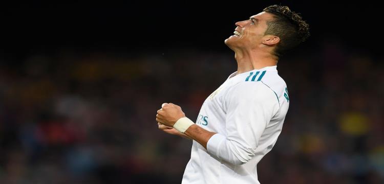 رونالدو يلمح لاحتمال رحيله: اللعب مع ريال مدريد كان جميلا