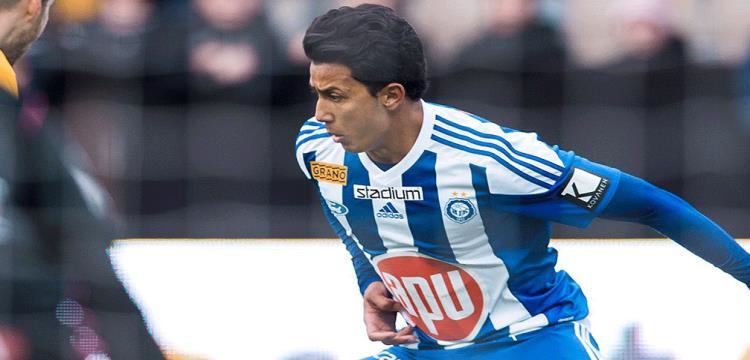 عمرو جمال يتحدث ليلا كورة عن هدفه الأول بالملاعب الأوروبية