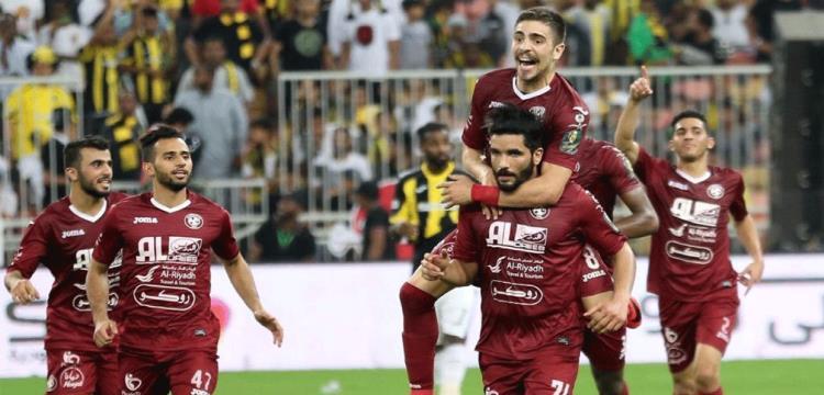بالفيديو.. صالح جمعة يصنع هدفًا قاتلًا للفيصلي أمام اتحاد جدة