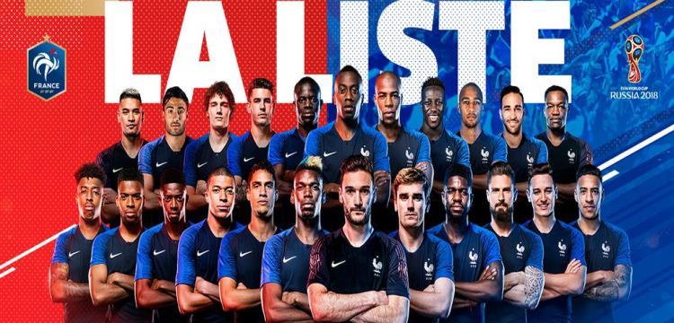 """مفاجآت في قائمة منتخب فرنسا استعدادًا للمونديال.. ولاكازيت على لائحة """"الانتظار"""""""