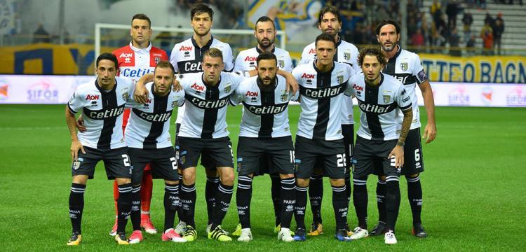 بارما يعود للدوري الإيطالي بعد 3 سنوات مع الصراع