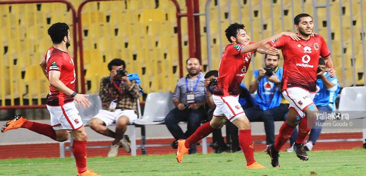 """أحمد حمدي عن """"خماسي السلام"""": أعرف مسؤولية أن أصبح لاعبا في الأهلي"""