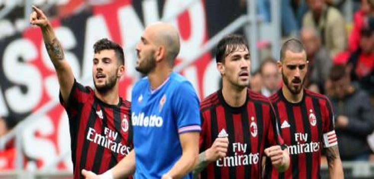 ميلان يفوز بخماسية.. ونابولي يزيح كروتوني للقسم الثاني