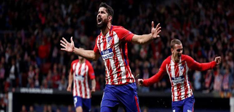دييجو كوستا يثق في بقاء جريزمان مع أتلتيكو مدريد