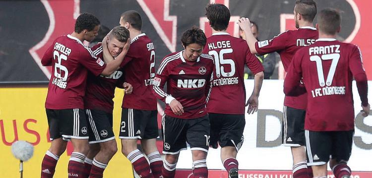 نورنبرج يصعد برفقة فورتونا دوسلدورف لدوري البوندسليجا