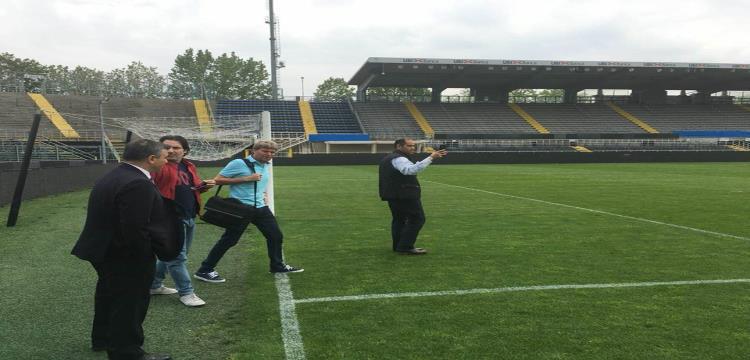 المنتخب يُنهي ترتيبات معسكر إيطاليا استعدادا للمونديال