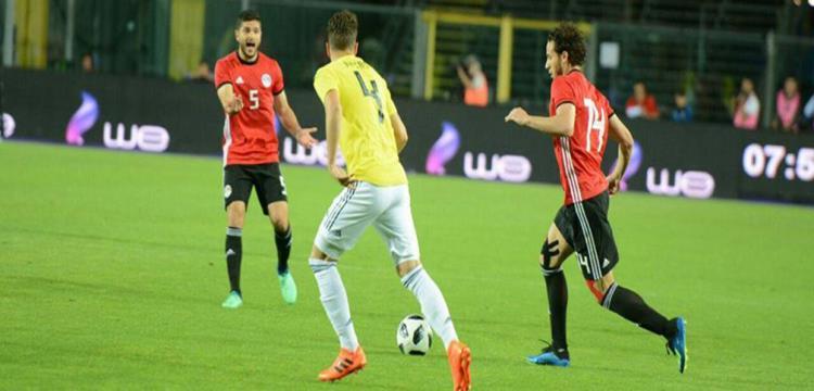 مدافع كولومبيا: مصر فريق معقد