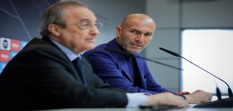 تقارير: زيدان يلحق برونالدو في يوفنتوس كمستشار لرئيس النادي