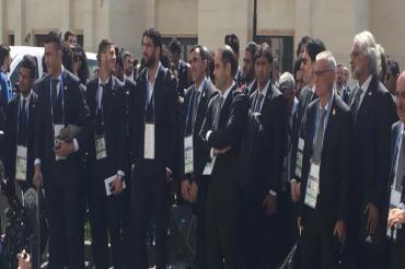 """فرج عامر: البرلمان سيُحقق في أحداث معسكر المنتخب بجروزني من أجل """"سمعة مصر"""""""