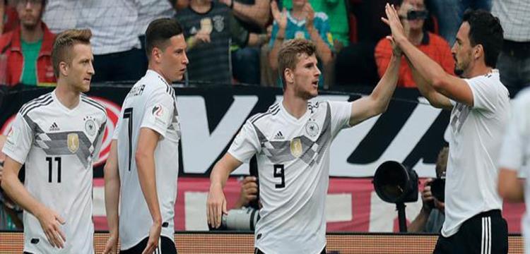 فولر: ألمانيا لديها الآن فريق أفضل من بطل مونديال 2014