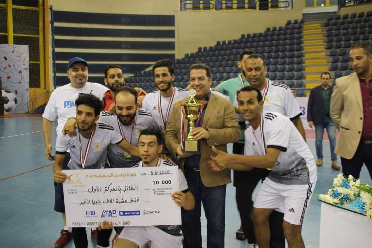 مصراوي يحصد المركز الثاني في ختام دورة فالكون