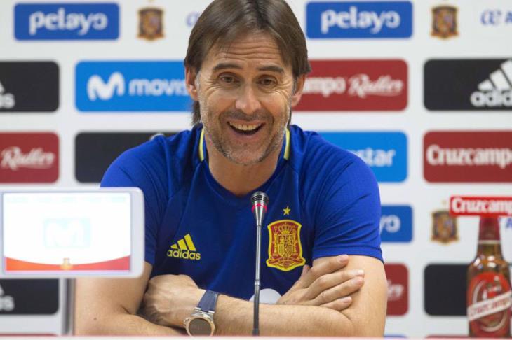 ريال مدريد لن يدفع الشرط الجزائي في عقد لوبيتيجي