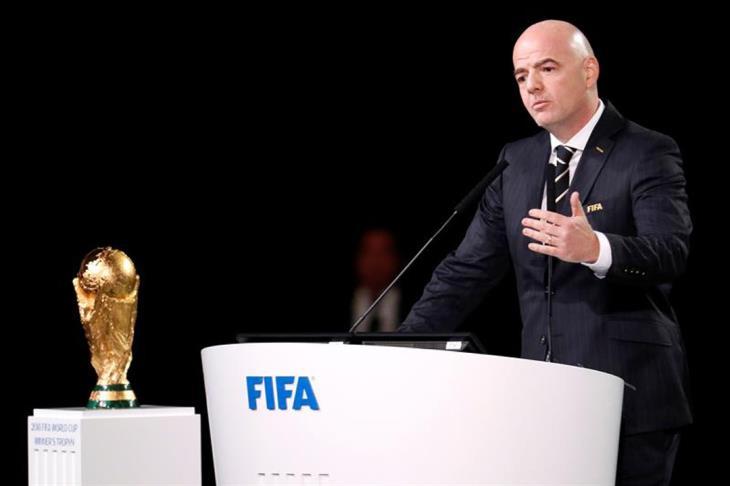 إنفانتينو: سنوجد مقترحات لأزمة العقود.. سندعم الجميع.. وهناك حلول للمباريات الدولية