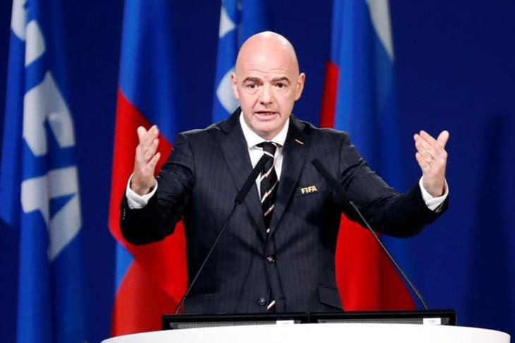 انفانتينو: أتمنى أن يدرك كاف قسوتي ضد الفساد.. والتحقيقات في اتهامات رئيسه جارية