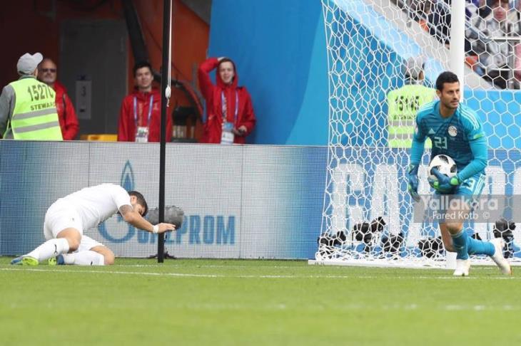 الكفاح المصري ينتهي بهدف قاتل يهدي أوروجواي انتصار صادم