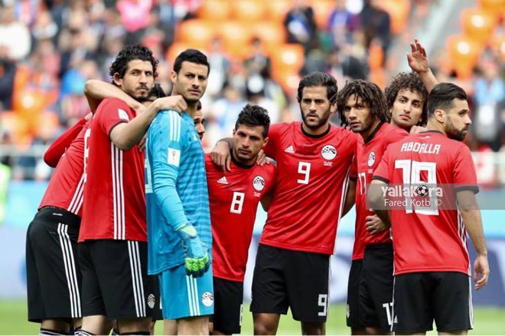الفيفا يكشف سر المقاعد الخالية في مباراة مصر وأوروجواي
