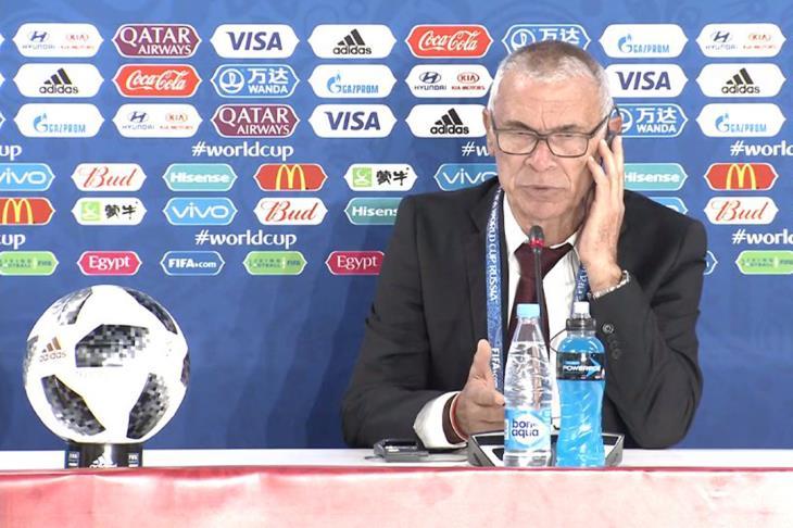 قبل مباراة روسيا.. كوبر: نسعى لأن لا نستقبل أهدافا وتقديم افضل ما لدينا