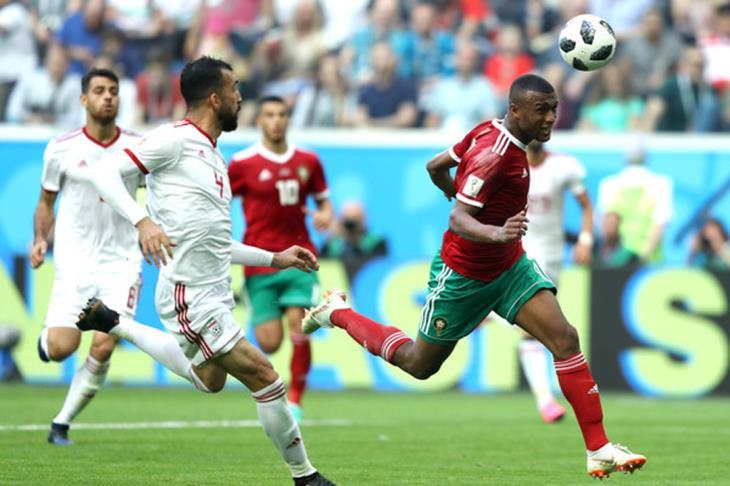 الهدف العكسي في مباراة المغرب وإيران يقتل أسود الأطلس مجددًا بعد 20 عامًا