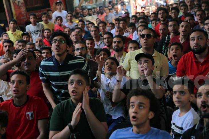 بالفيديو.. المنتخب يجمع المصريين أول يوم العيد