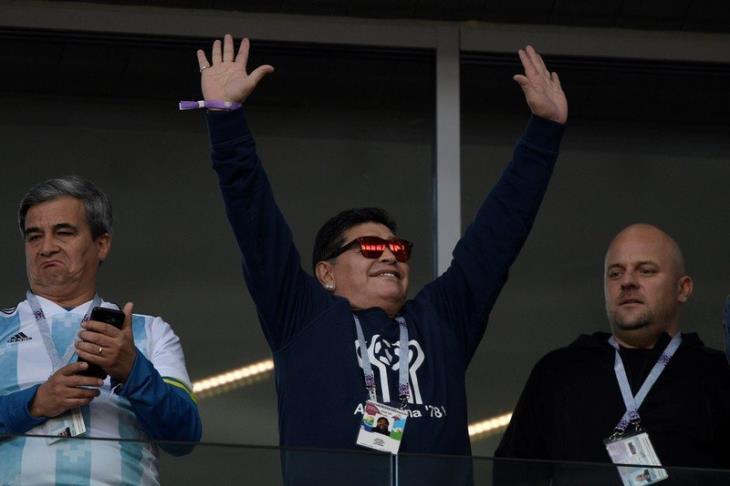 مارادونا: اعتذر لراموس لكني مازلت لا أراه نجما