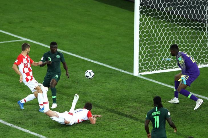 مودريتش يعترف بصعوبة الفوز على نيجيريا