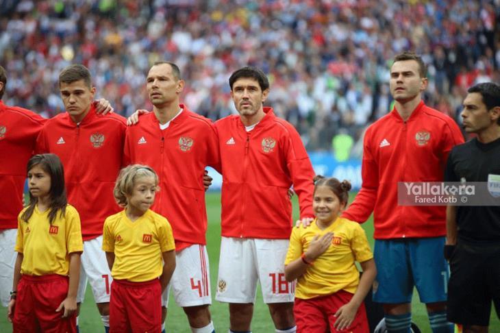 صحيفة ألمانية تتهم لاعبي روسيا بتعاطي المنشطات