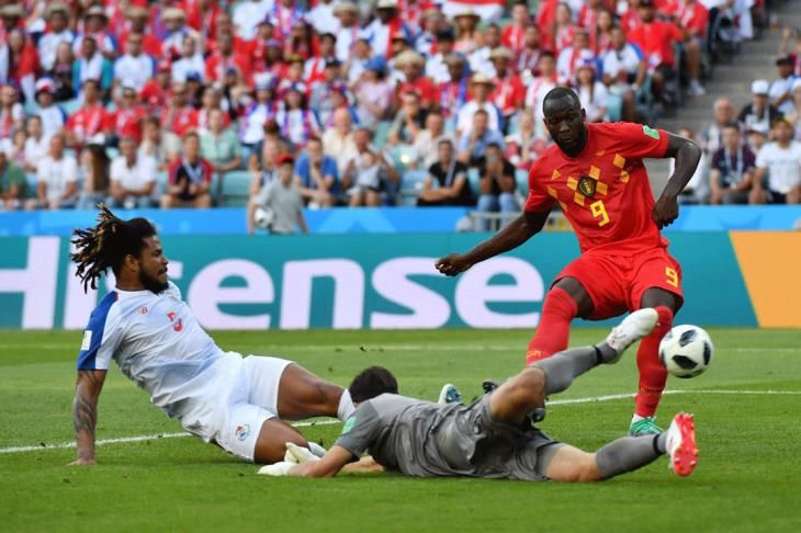 بلجيكا تفك طلاسم بنما لتحقق انطلاقة قوية في كأس العالم