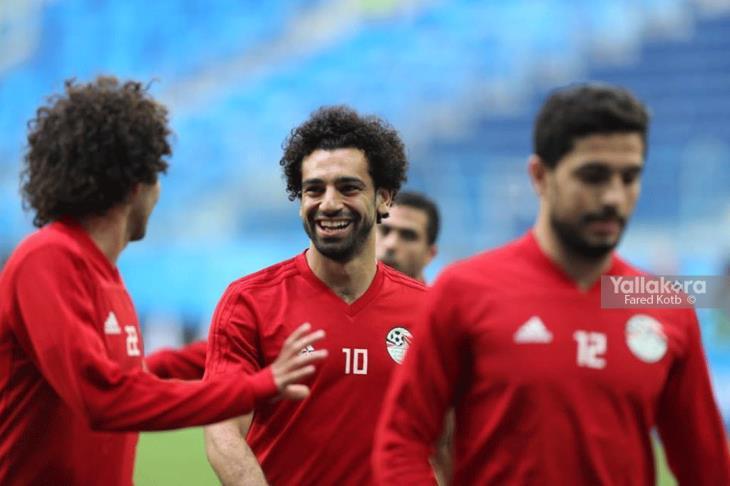 تشكيل منتخب مصر.. صلاح أساسياً إلى جوار السعيد وتريزيجيه.. ومروان مهاجماً