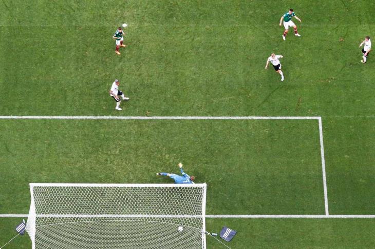 الصحافة الألمانية تعتبر أن المانشافت قدم أمام المكسيك أسوأ مباراة منذ سنوات
