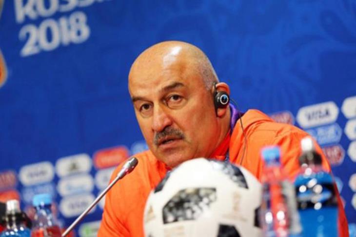 مدرب روسيا: الجميع سيشاهد كيف سنوقف خطورة صلاح.. ومصر أقوى من السعودية
