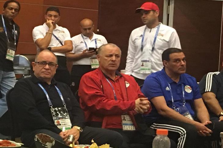 أبو ريدة يتحدث عن.. طلب ليفربول قبل مباراة السعودية.. مصير كوبر.. وفندق المنتخب