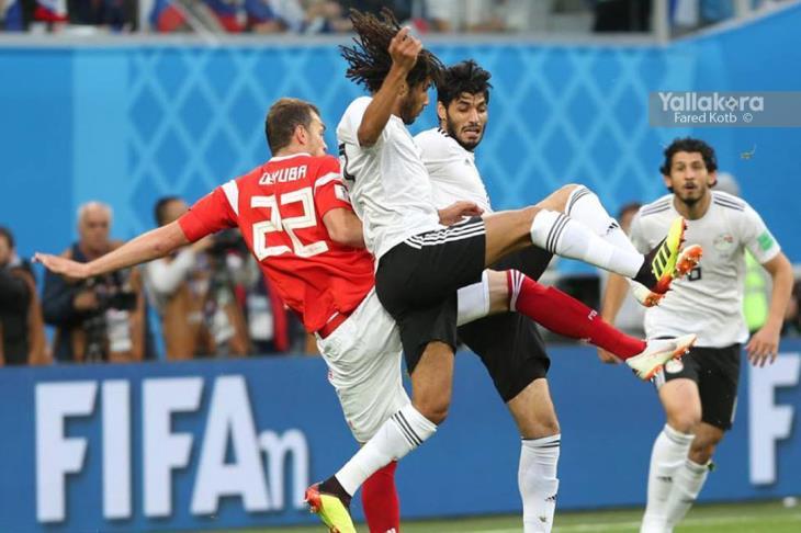 أبو ريدة: سنخاطب الفيفا بسبب حكم مباراة روسيا