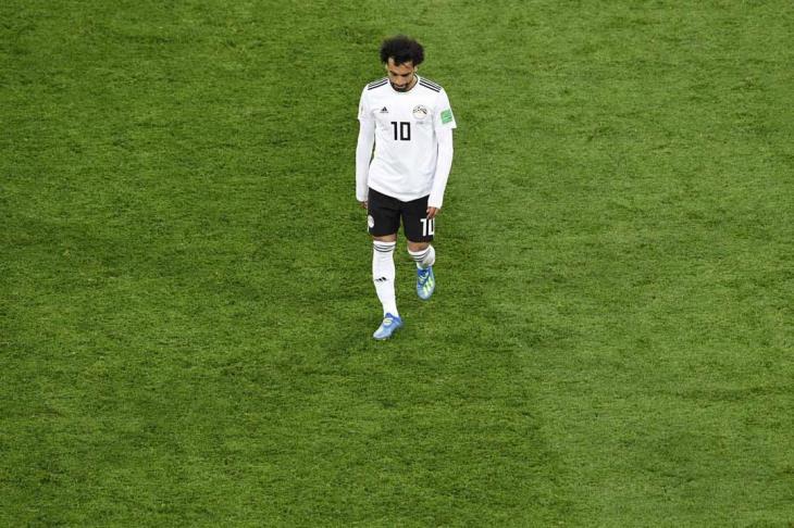 مصر تخضع للرعب الروسي ثلاث مرات وتودع المونديال إكلينيكياً